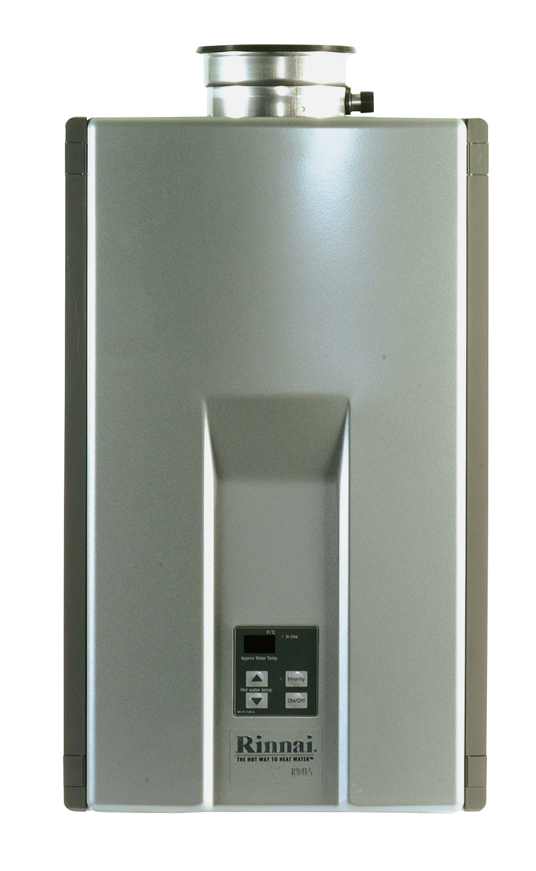 Rinnai Tankless Water Heaters And Direct Vent Furnaces Are