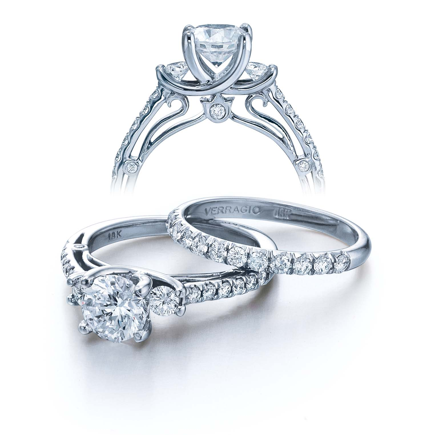 verragio to be the first engagement ring and wedding band designer