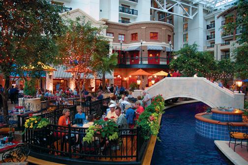 Take A Short Trip To Big Summer Fun At Gaylord Texan Resort
