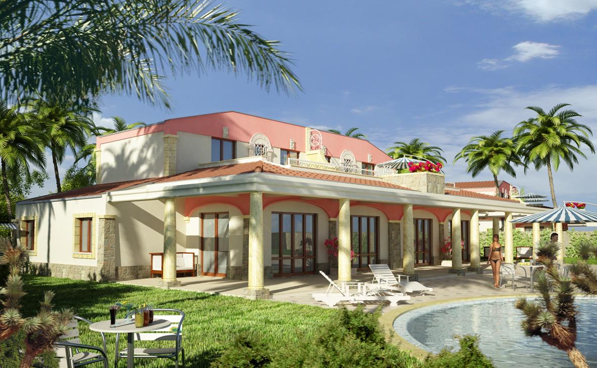 7 Wonder Villa Giza
