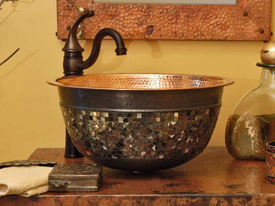 Copper Sinks Store Now Online