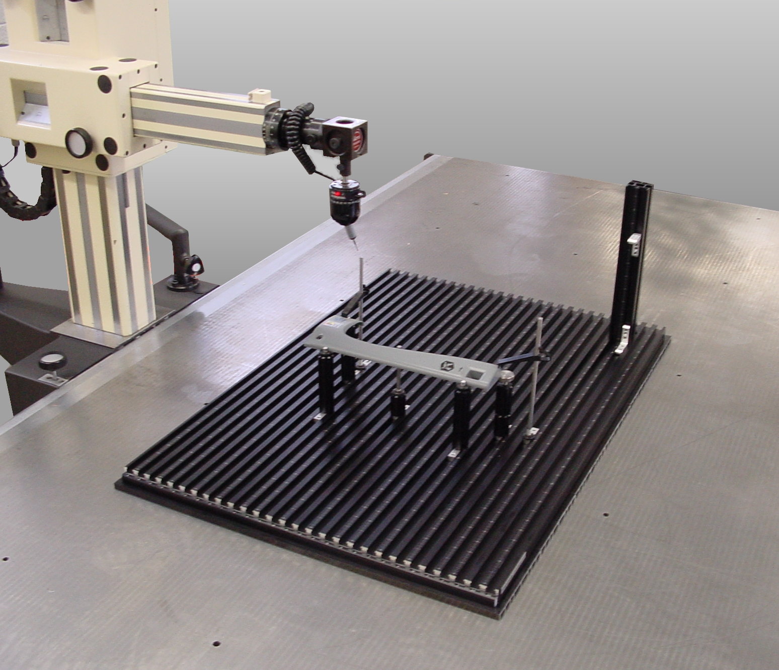 FixLogix Simple Low-Cost CMM Fixture System Now Available