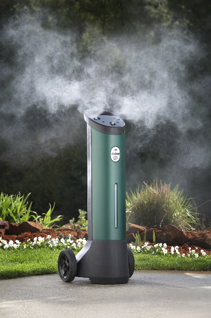 New ALLCLEAR Mosquito Mister Clears Yards of Mosquitoes in ...