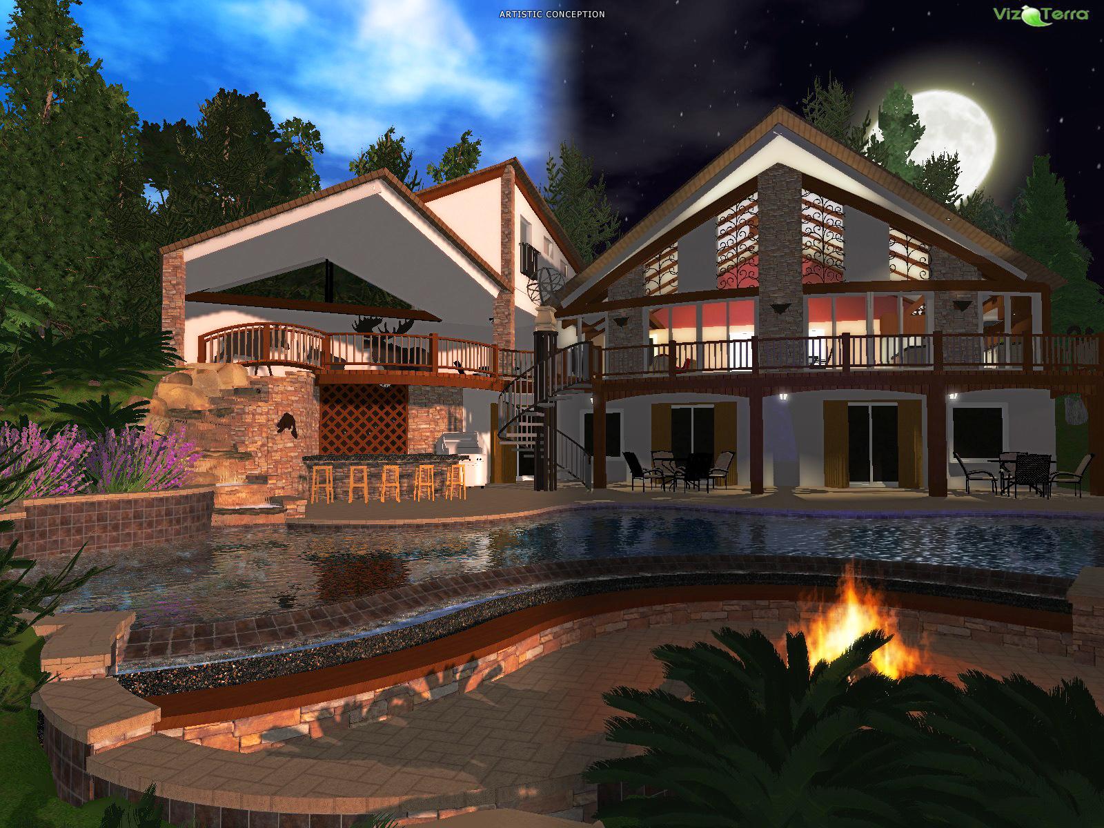 VizTerra Gives Landscaping Industry Professional 3D ...