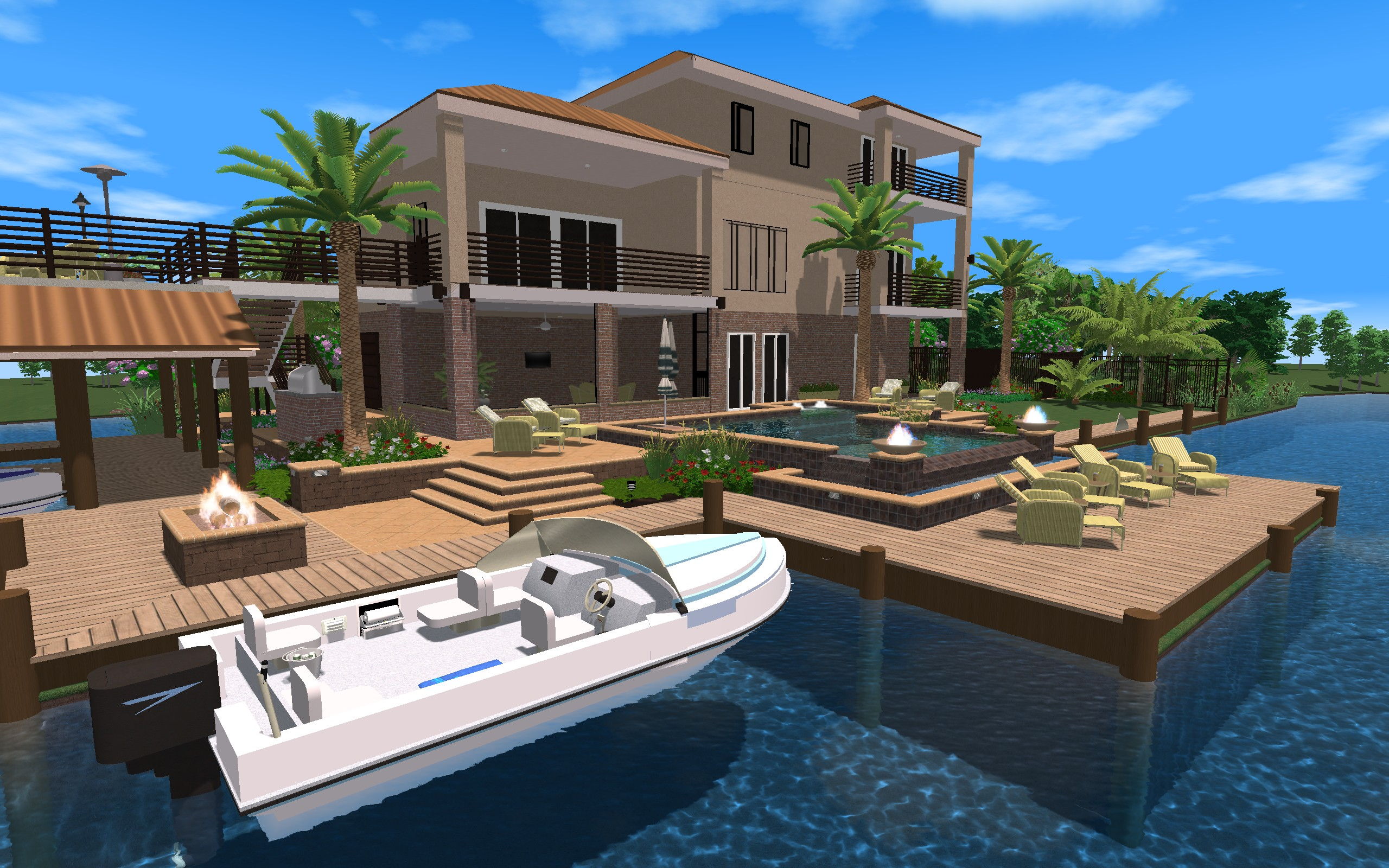 Pool Studio 3d Swimming Pool Design Software Continues To Amaze With - Swimming-pool-designing