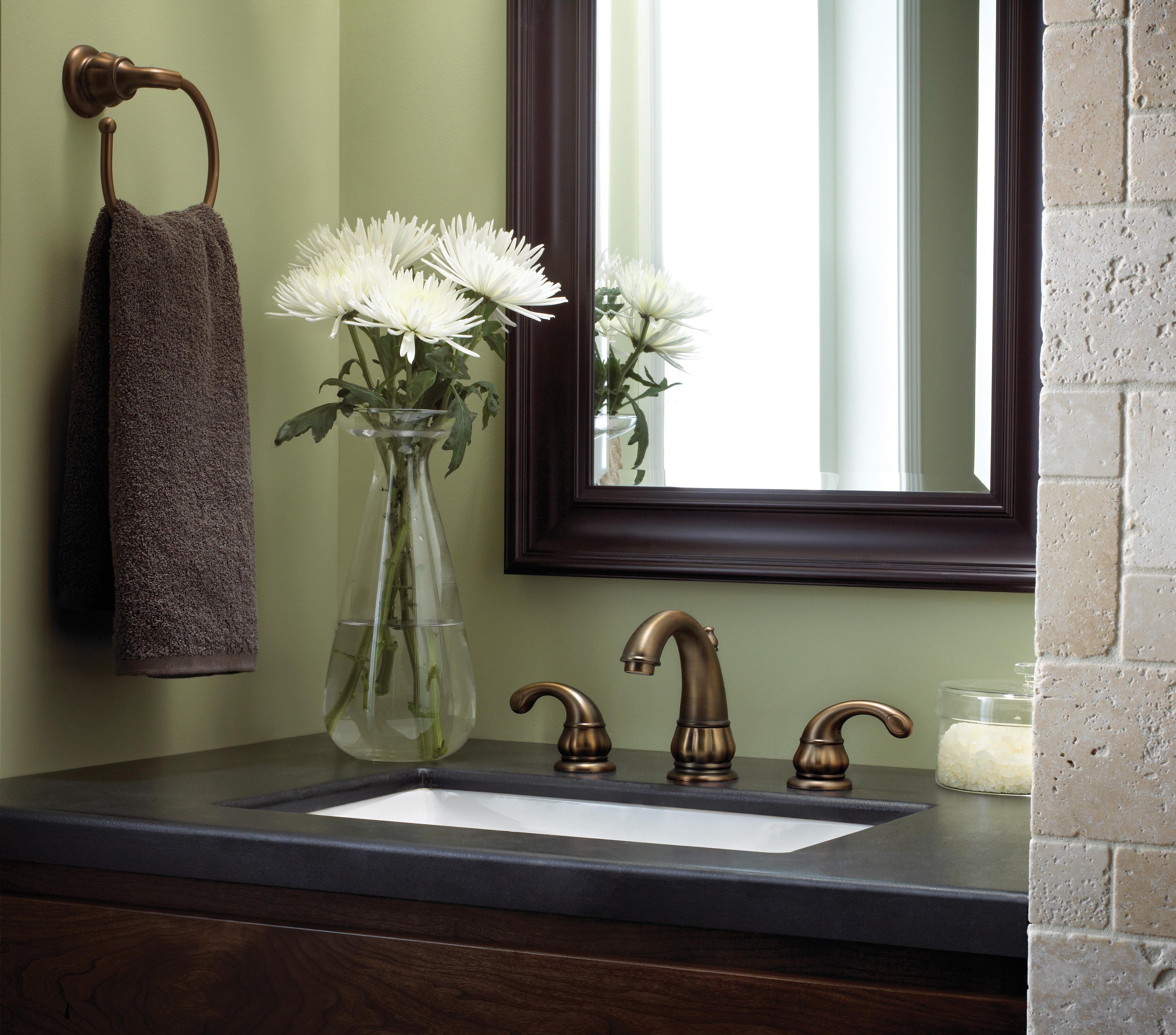 Price Pfister Introduces Never-Before-Seen Velvet Aged Bronze Finish