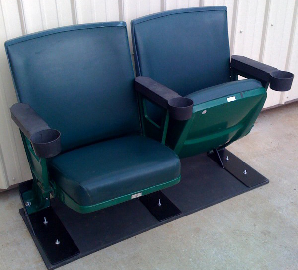 Old Busch Stadium Cardinals Club Seats Collectible