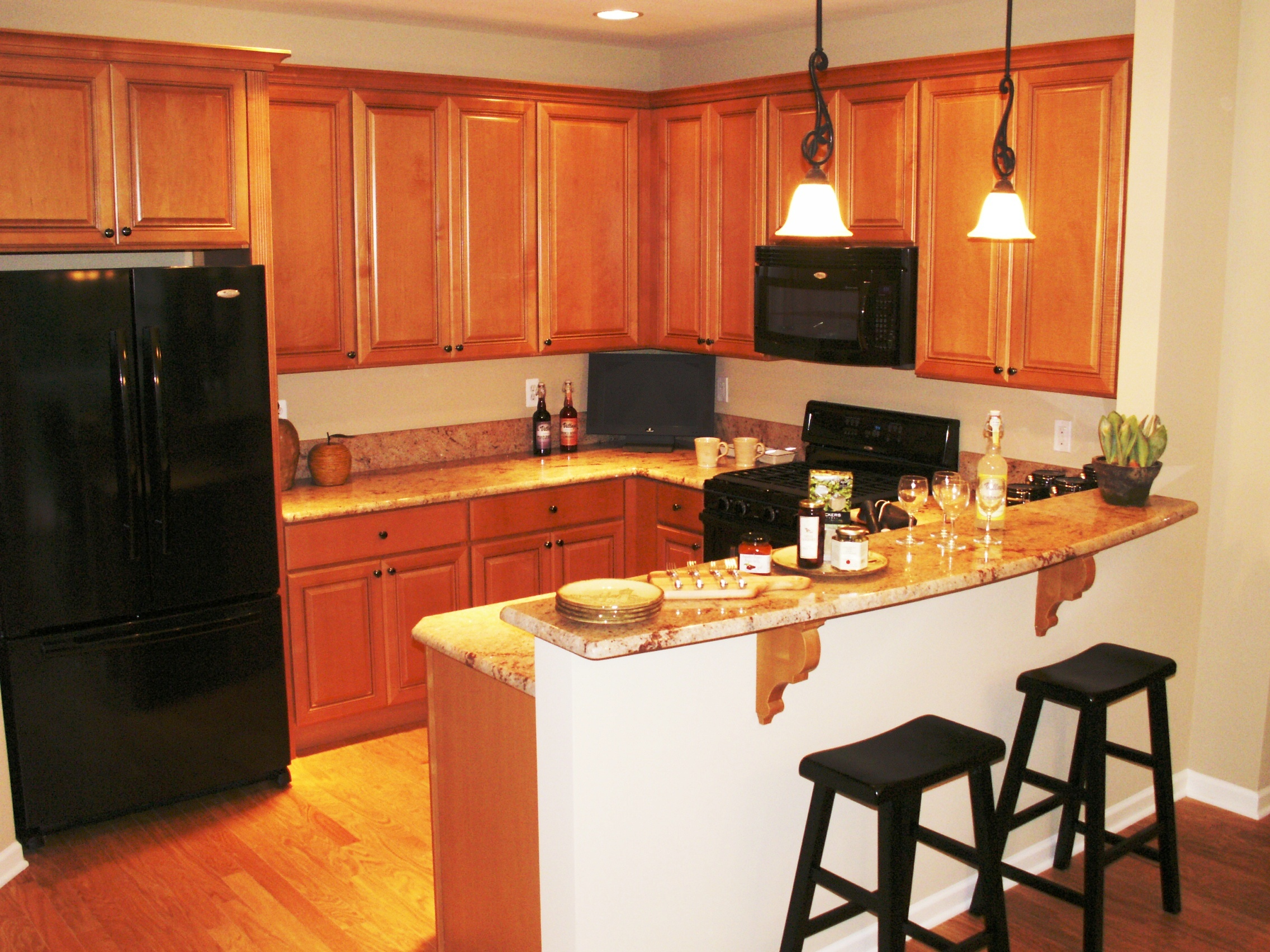 New Model Preview at 55+ Community Covington Village A ... on Model Kitchen Images  id=36639