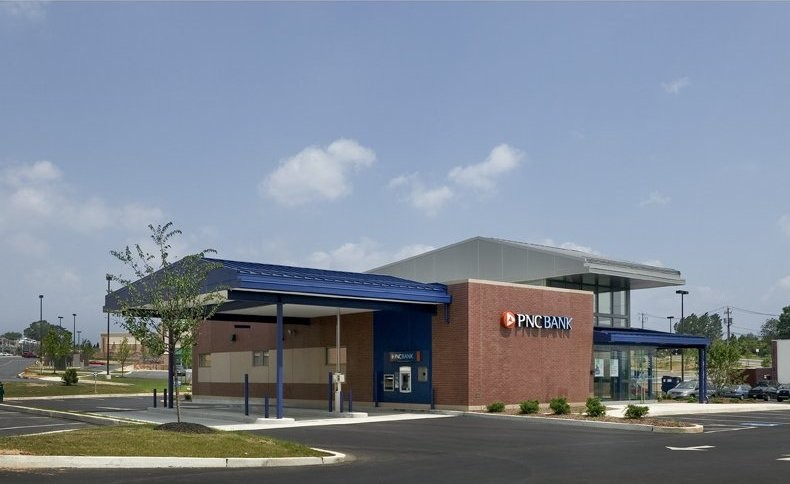 USGBC Certifies 11 More PNC Bank Green Branch® Locations