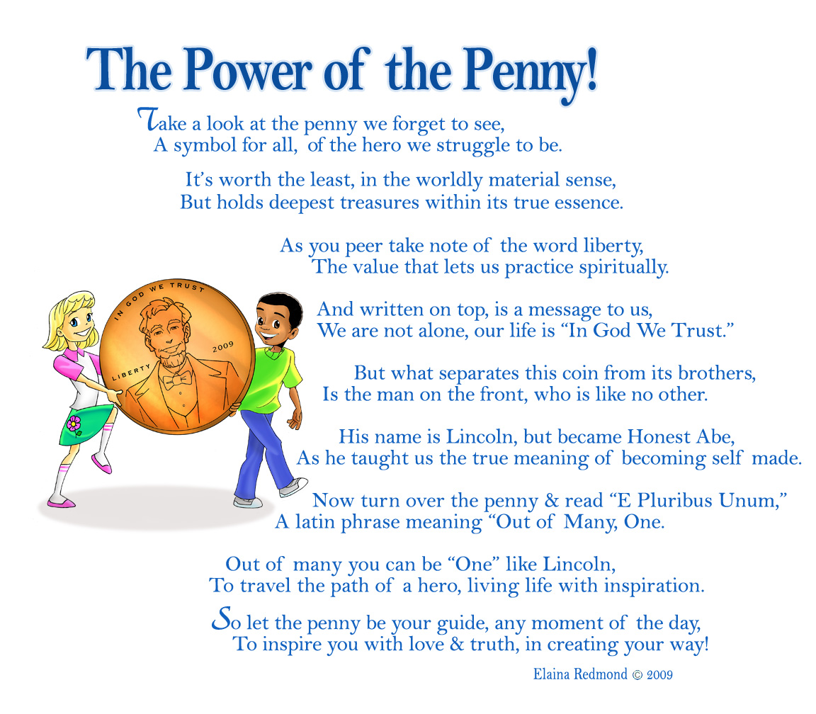 The Power Of The Penny Abraham Lincoln Inspires A Nation