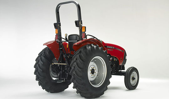 Case Ih on Engine Serial Number Location
