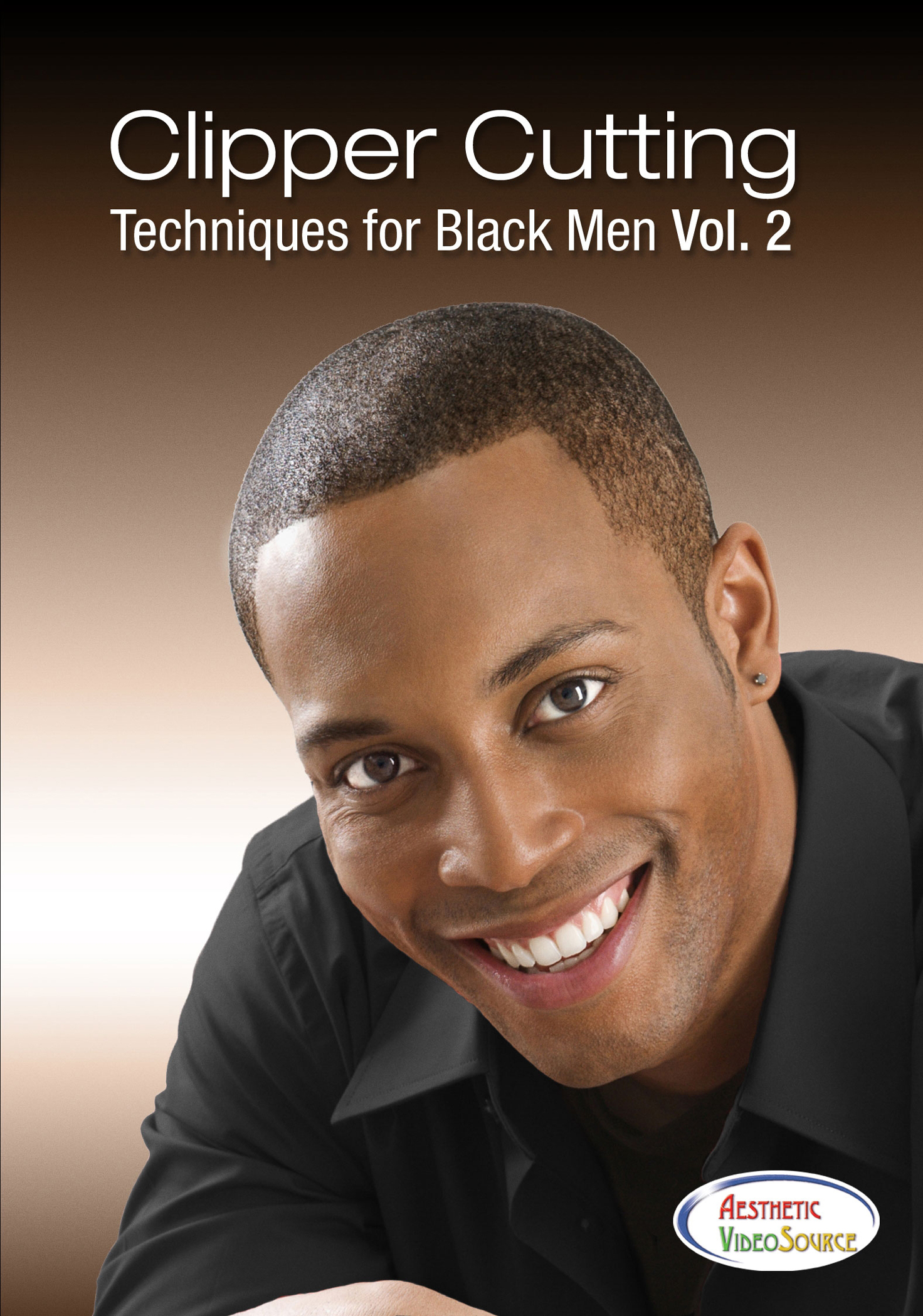 Learn How To Cut Hair With Clipper Cutting Techniques For Black Men Instructional