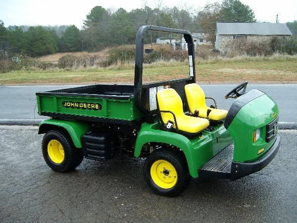 Abell Turf And Tractor Delivers Lawn Amp Golf Course Used