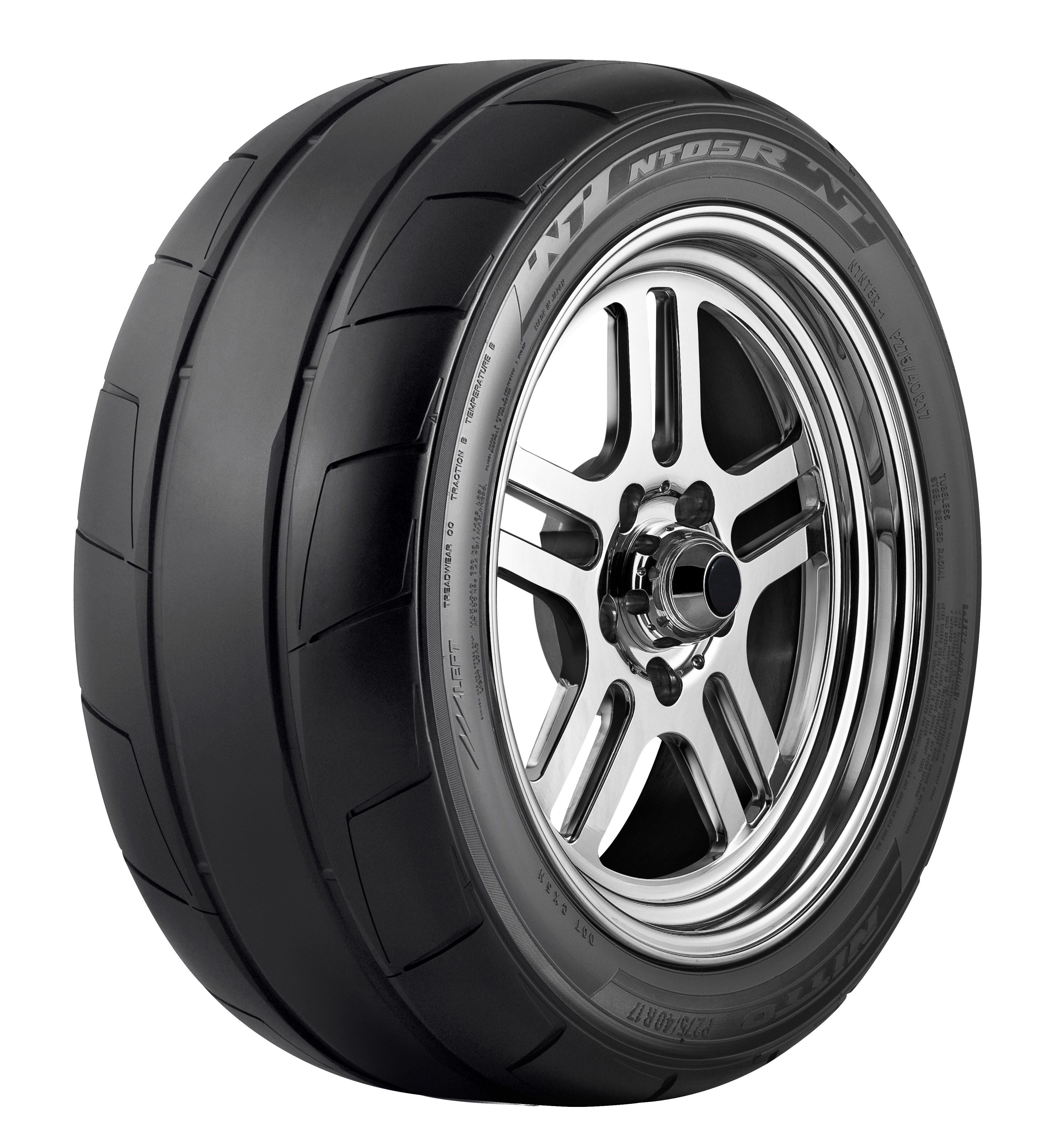 High Performance Tires >> Nitto Tire Releases All-New Drag-Specific Radial: NT05R