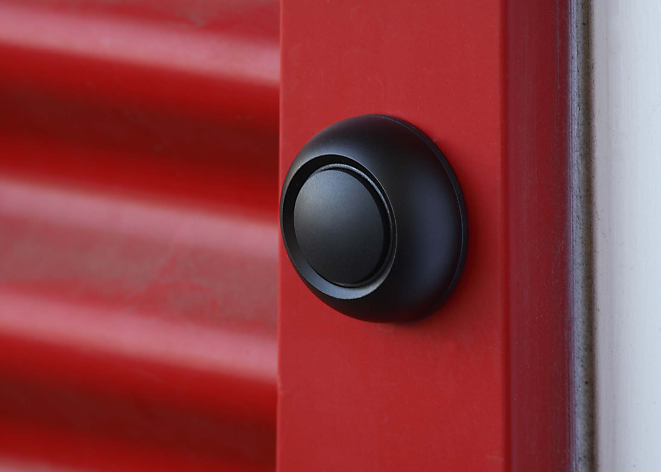 Seattle Designer Introduces New Modern Doorbell On For Home True Illuminated