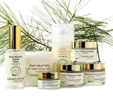 Garden of Eve natural organic approach to skin care
