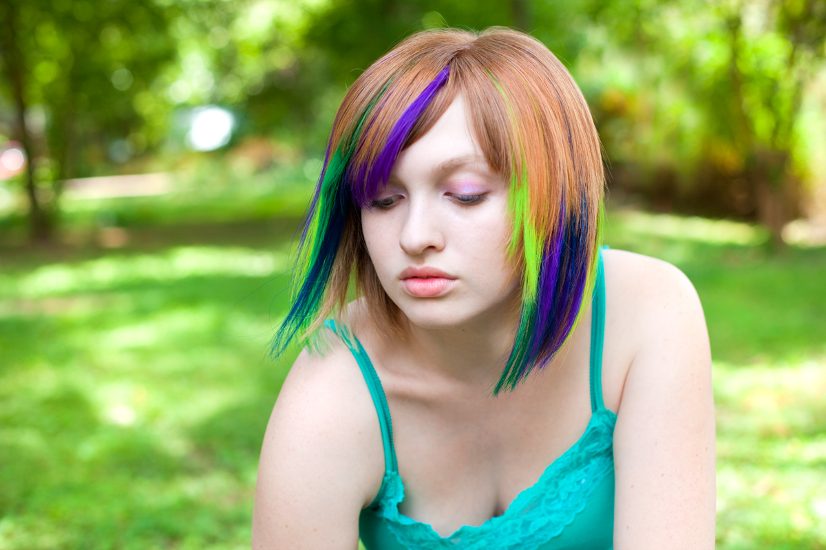 Atlanta Based Company Creates A Snazzy New Way To Color Hair Without