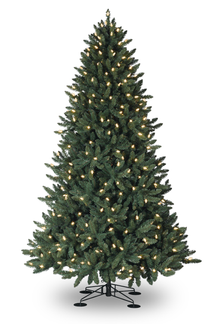 bh noble fir christmas treethe bh noble fir christmas tree is available with led lights