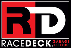 RaceDeck Garage Floors Logo