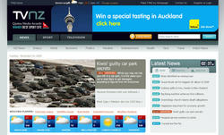 TVNZ News, Sport and Weather