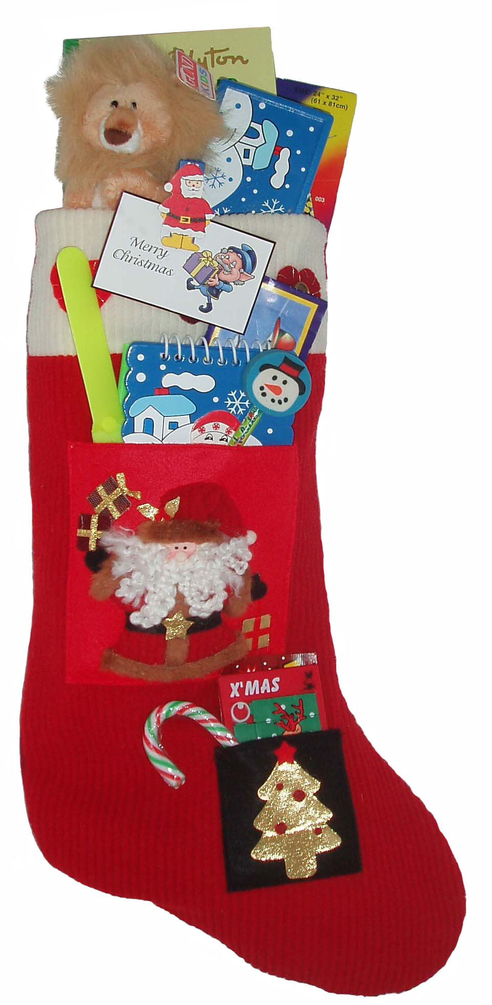 pre filled santaselvescouk childrens stockingsantaselvescouk pre filled christmas stockings for dhildren and adults of all ages - Pre Filled Christmas Stockings