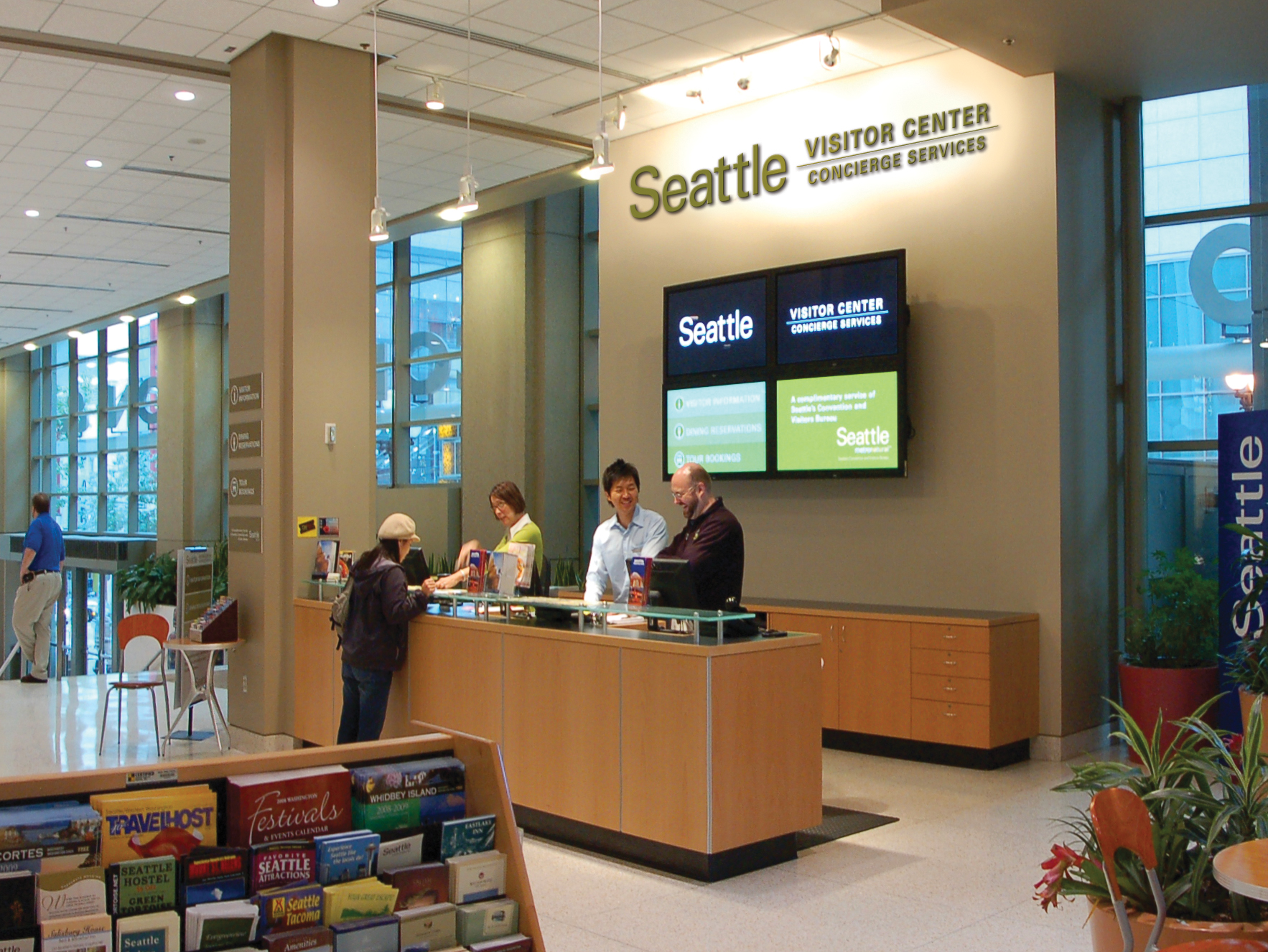 Hotels In Seattle >> Specialized Technology Helps Seattle's CVB Make the Right Connections Between Visitors and Members