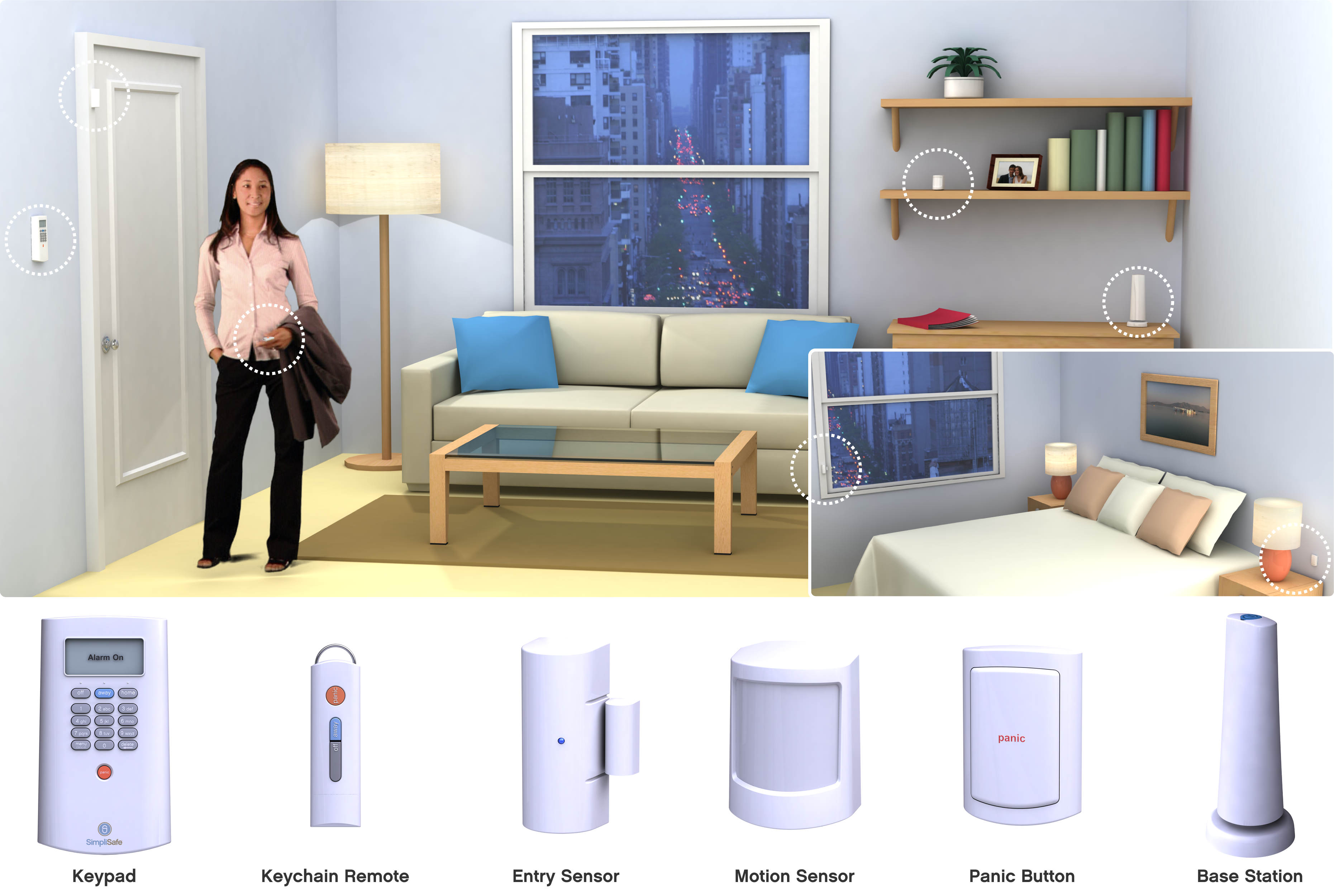 Campus Management Inc And Simplisafe Team Up To Provide