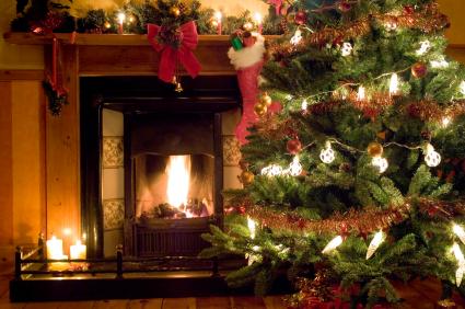 christmas tree - American Christmas