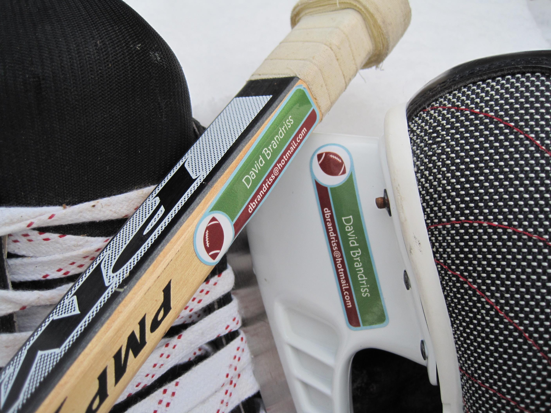 Skiing? Skating? Hockey? Name Bubbles Property Labels Keep