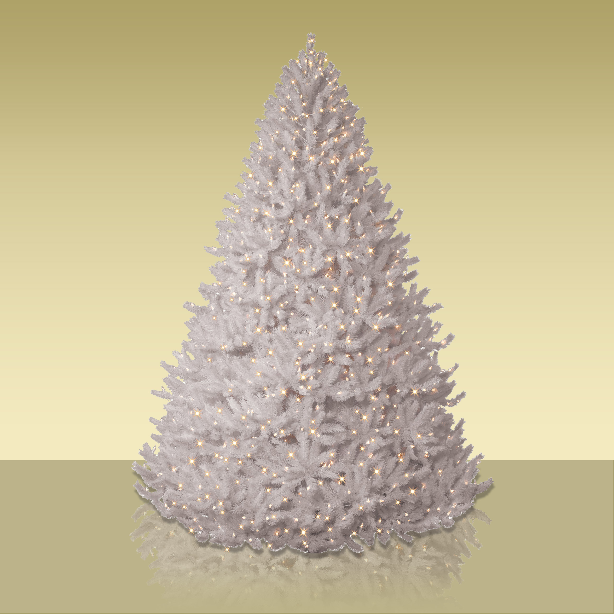 pikes peak white christmas treethe pikes peak white christmas tree has realistic pine needle foliage