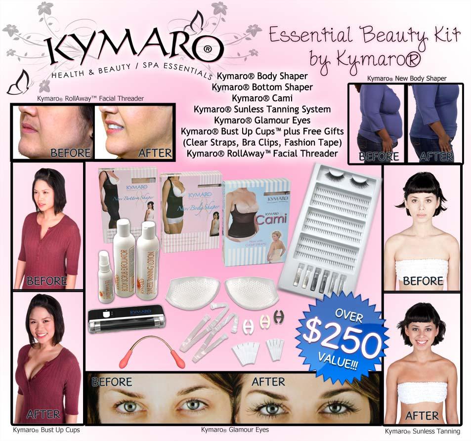 ead263f7cc Kymaro® Body Shaper Introduces New Kymaro® Cami