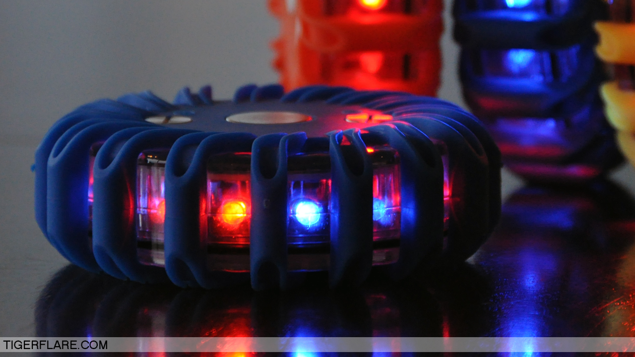 Police Led Lights >> Special Forces Infrared added to TigerFlare LED Emergency Lighting Systems