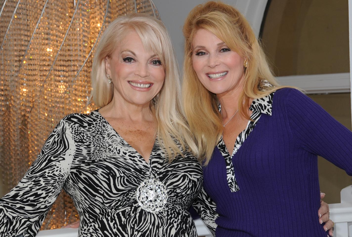 Audrey Landers Dallas tv star audrey landers takes on new role as fashion designer