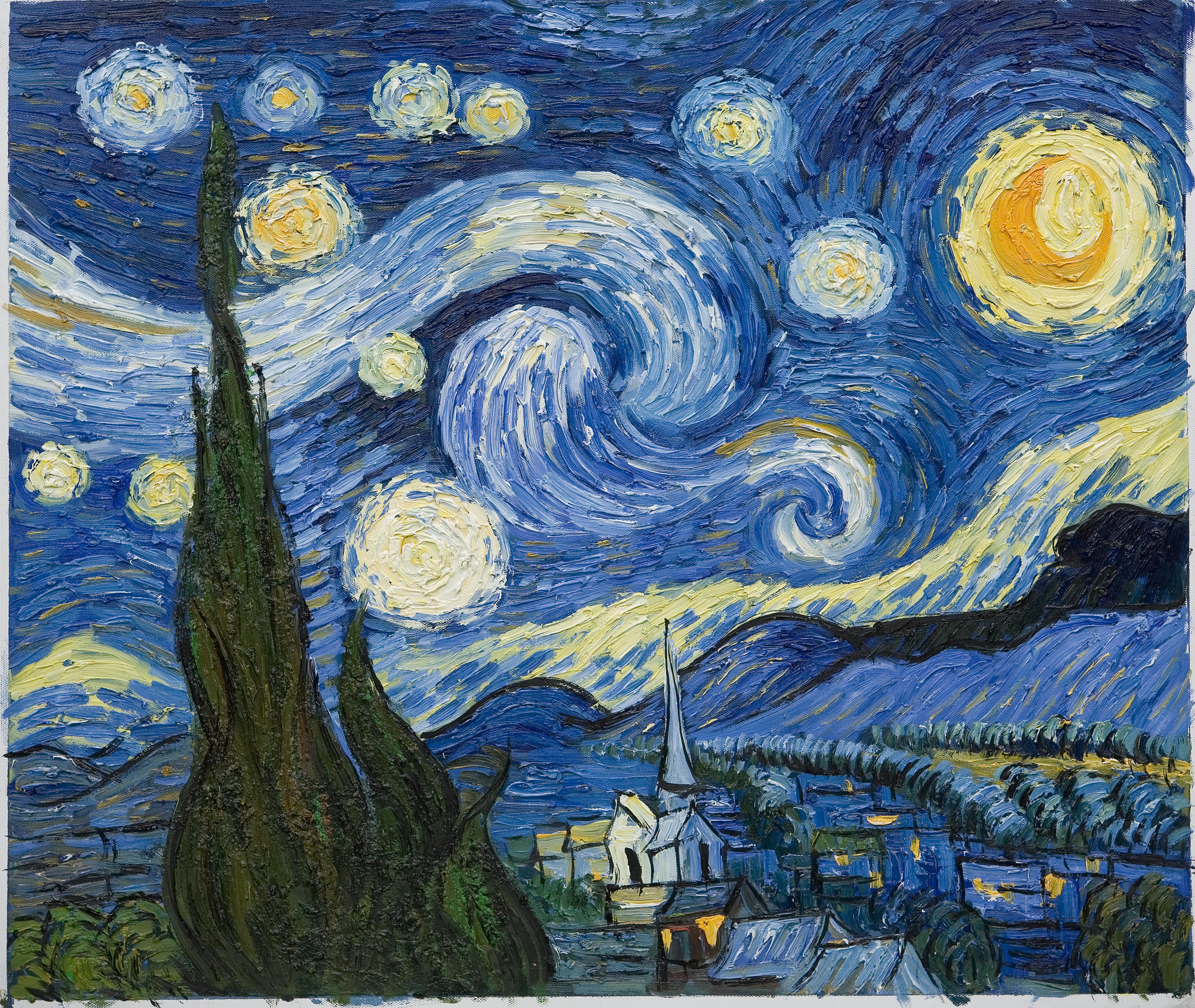 Van Gogh Wallpaper: OverstockArt.com Named To The Inc. 500