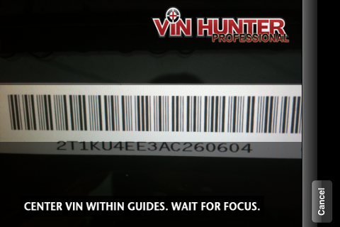 Black Book Car Values >> VIN Hunter Pro Combines the Power of CARFAX, Black Book, and NADA on the iPhone