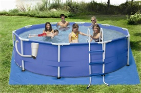 Above Ground Pools From Backyard Ocean Make Good