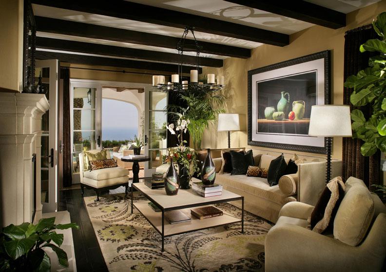 Saddleback interiors chosen to design model homes for standard pacific in sacramento area called - Interieurs de maison ...