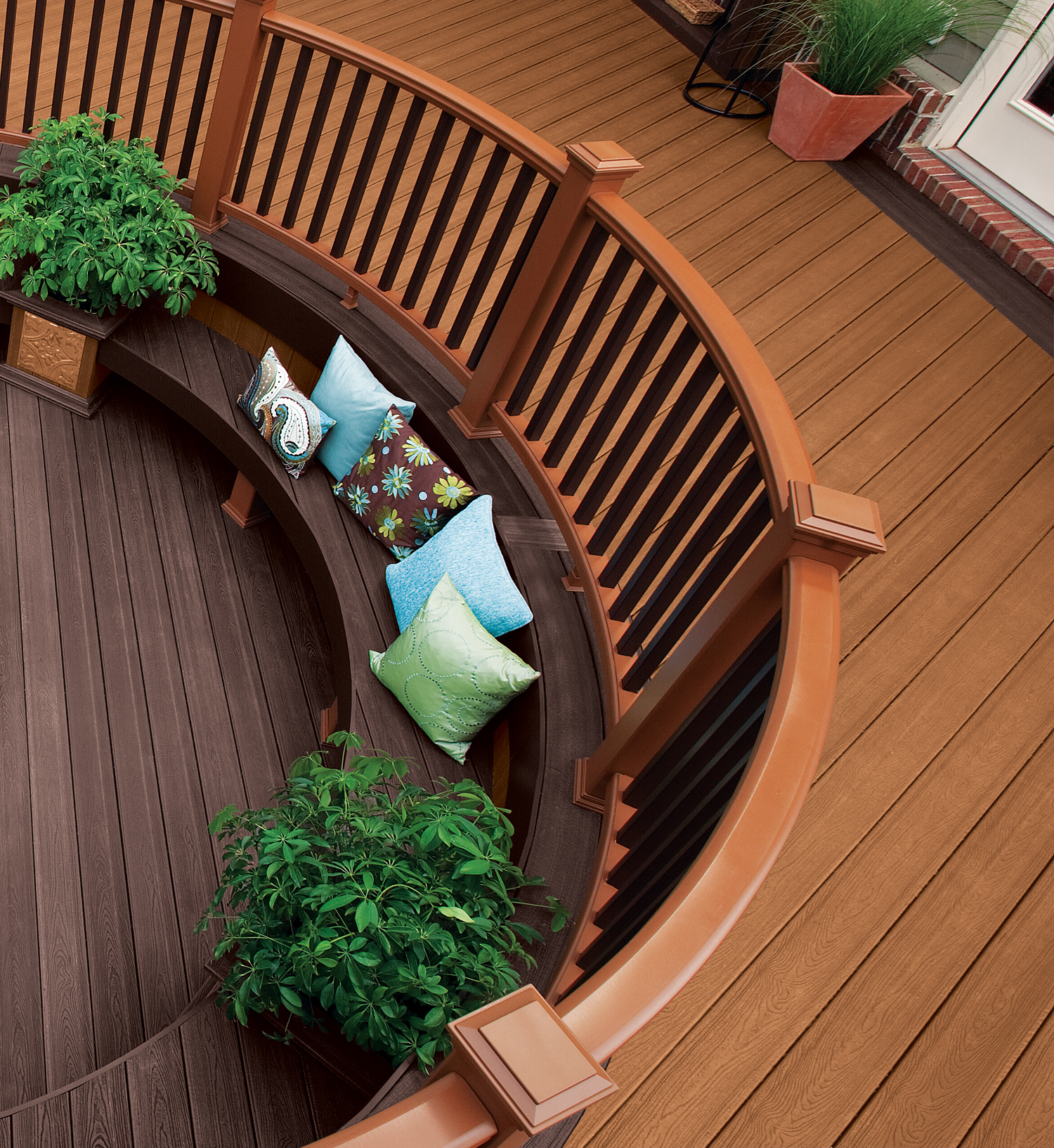 Porch Vs Deck Which Is The More Befitting For Your Home: Trex® Offers Quick Tips For Recycling Or Reusing Plastic Bags