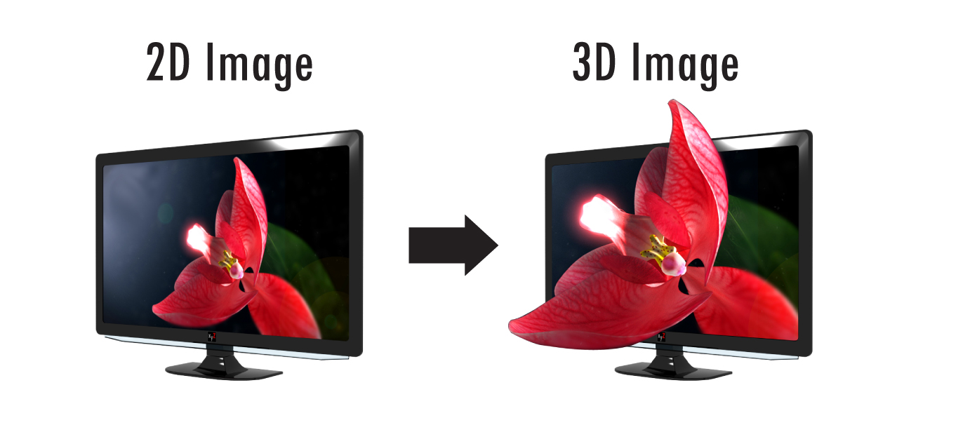 New 2D to 3D Conversion Service Launched