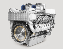 Patriot Coal Tags MTU Series 4000 Engine for Heaviest Loads