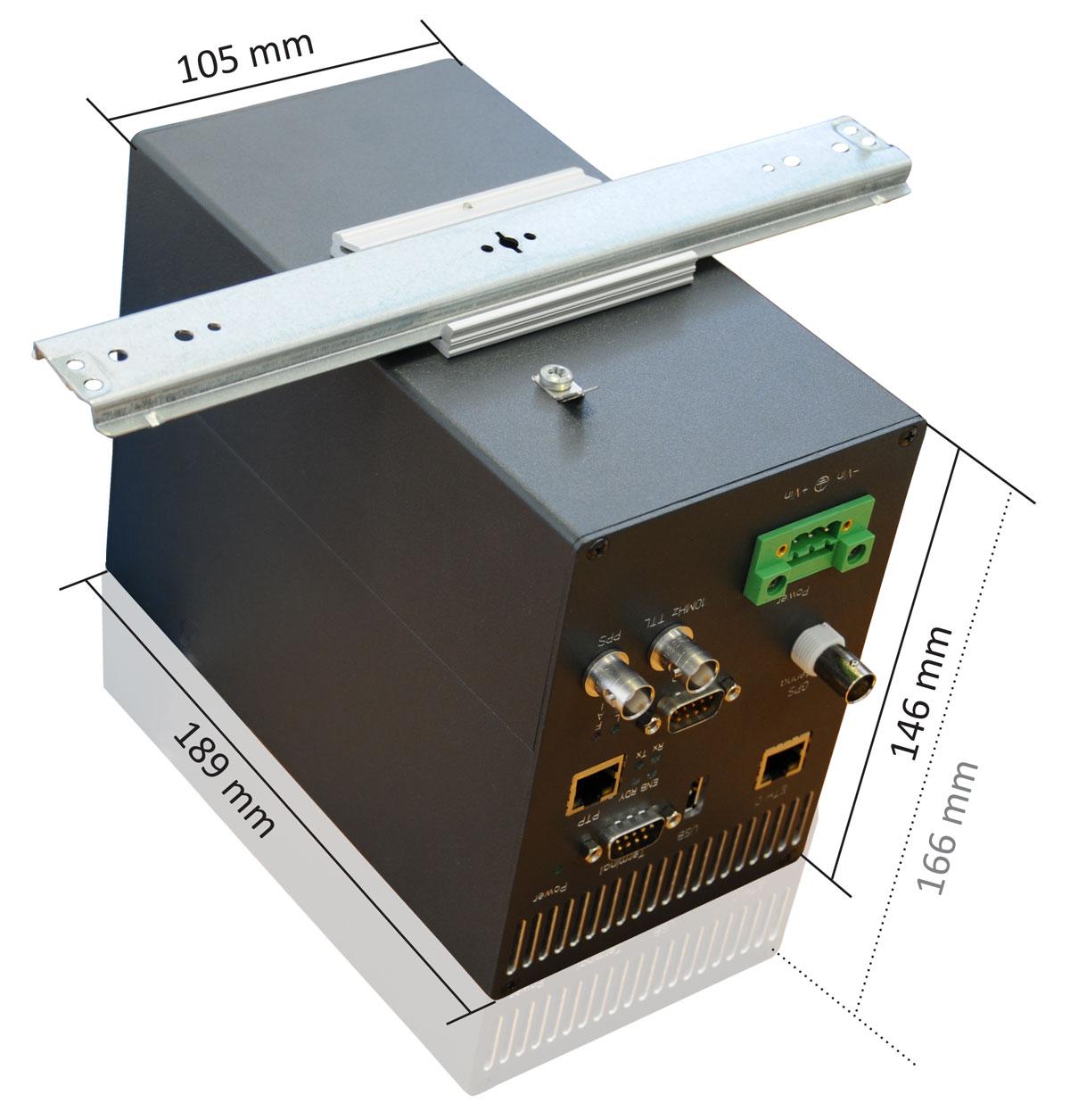 Meinberg LANTIME M400: The New De Facto Standard for