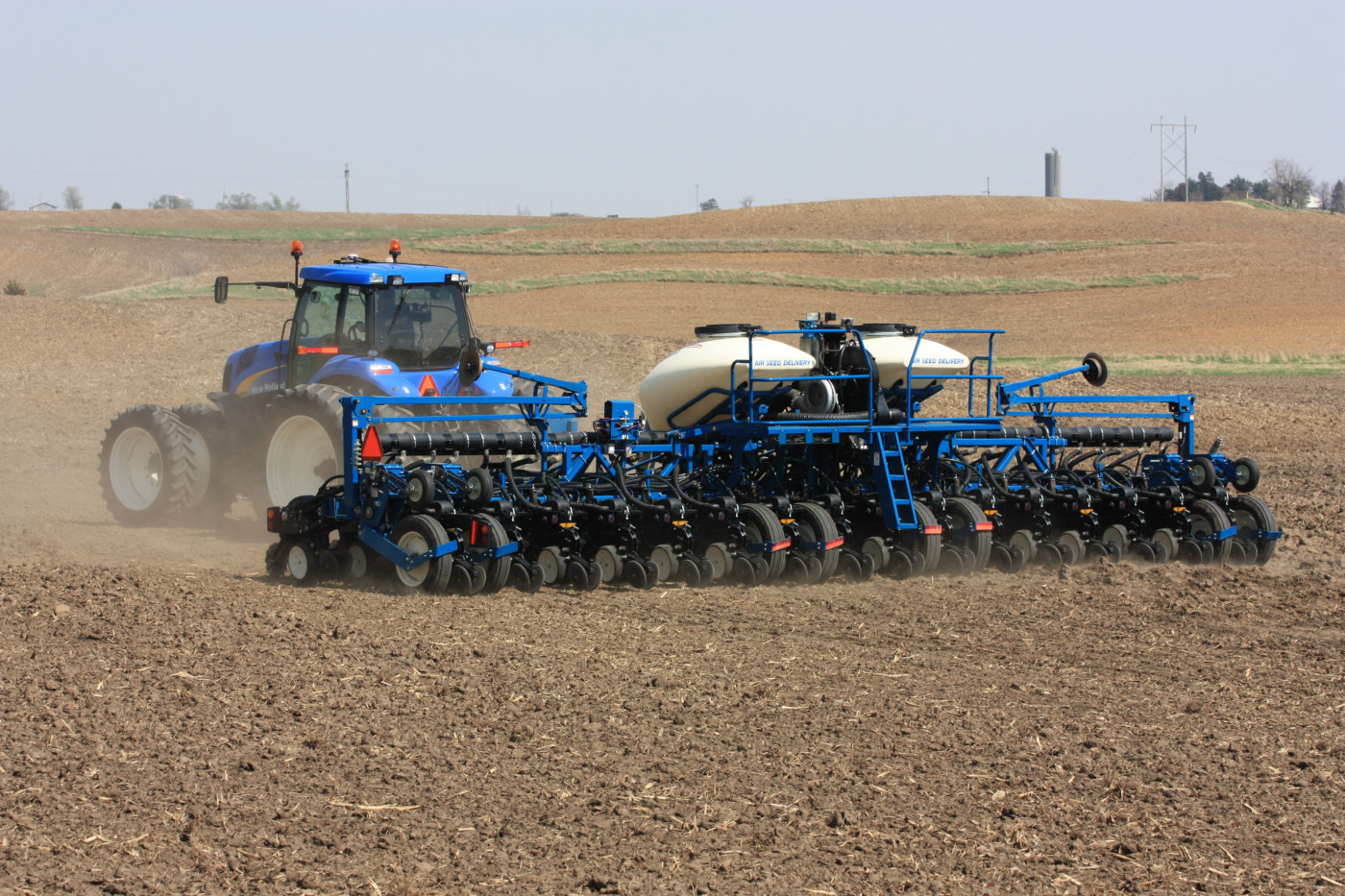 Kinze Manufacturing Introduces New Planter Configuration