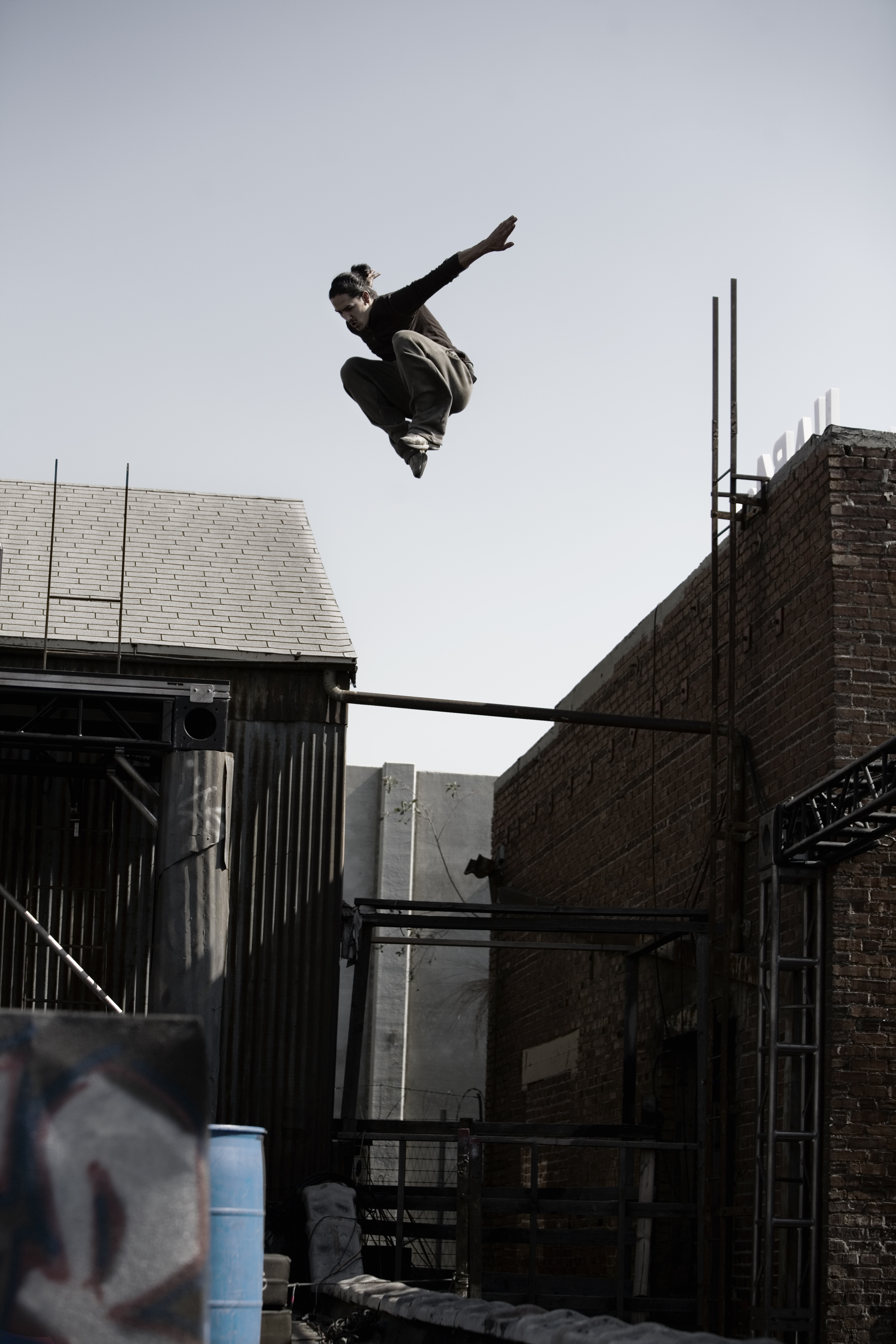 Mtv Meets Parkour To Defy Gravity On Thursday Nights