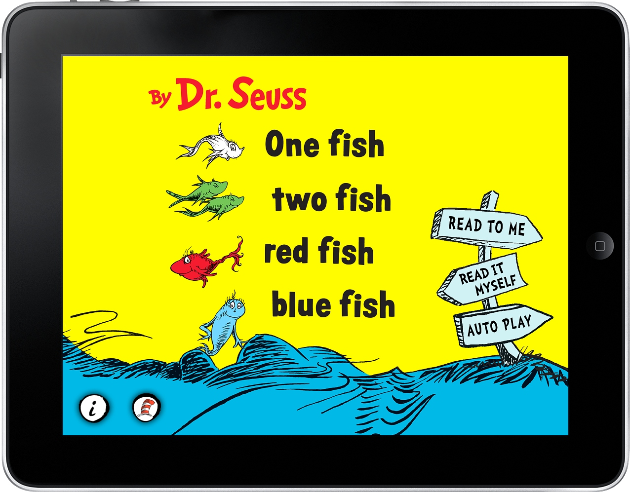 New Dr. Seuss Apps Released To Celebrate Graduation And