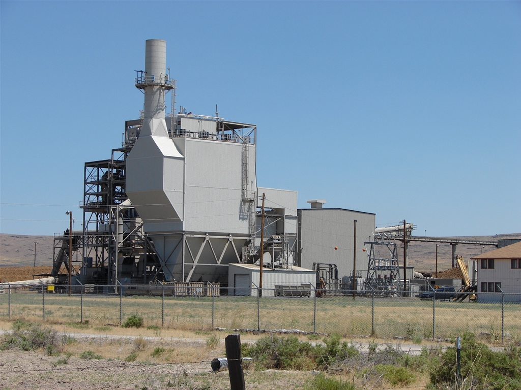 Recycled Energy Development Acquires California Biomass