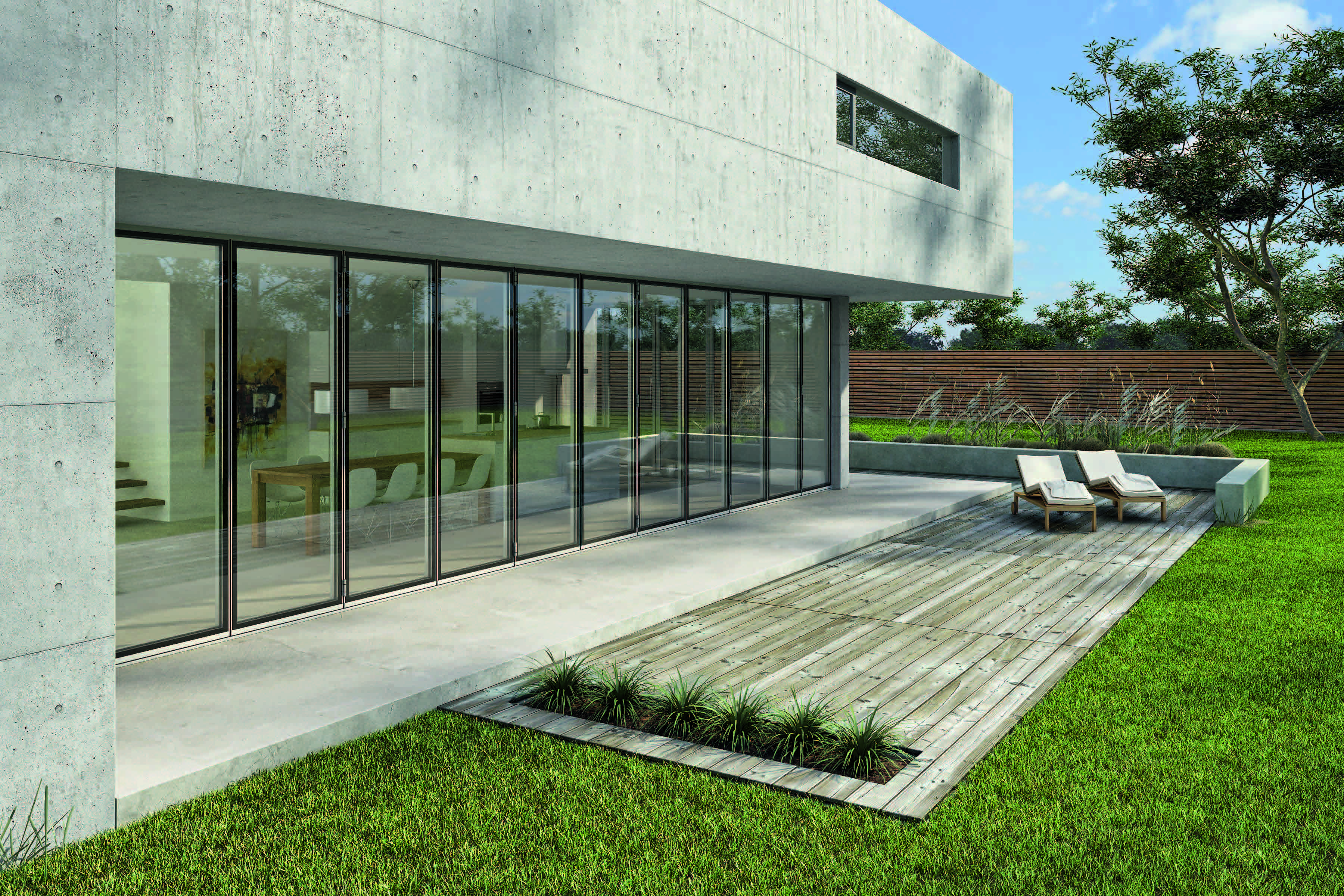 NanaWall Systems Launches Innovative Opening Glass Wall