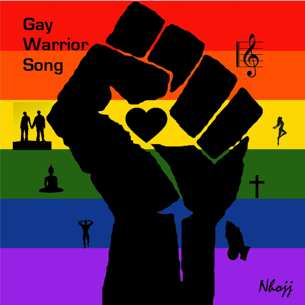 """Warriors Come Out To Play Youtube: Gay Artist Nhojj Planning """"Love Is Love"""" College Tour"""