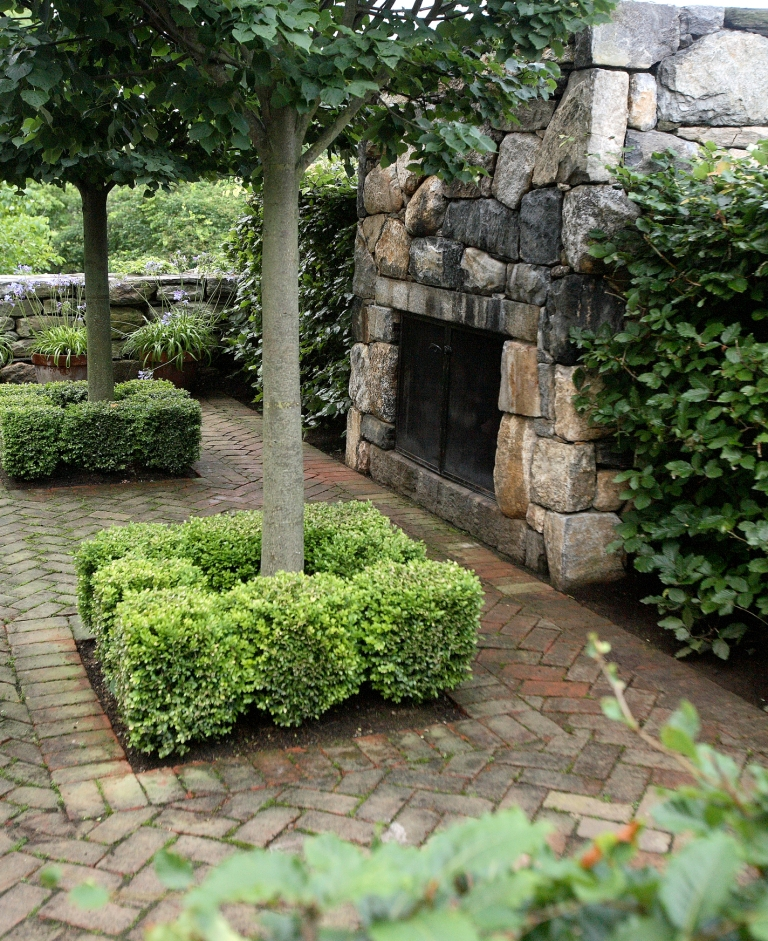 Photo Credit Ron Papageorge PhotographyWoodland Spa Designed By Barry Block Landscape Design Contracting Inc East Moriches NY