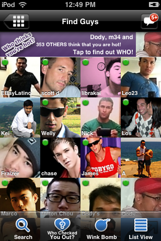 Gay dating apps for iphone