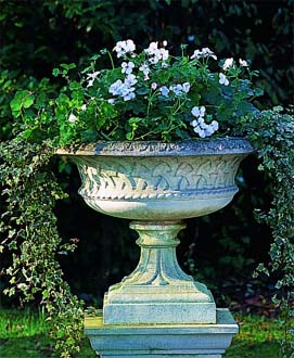 Haddonstone Cast Stone Garden Ornaments Planters Urns